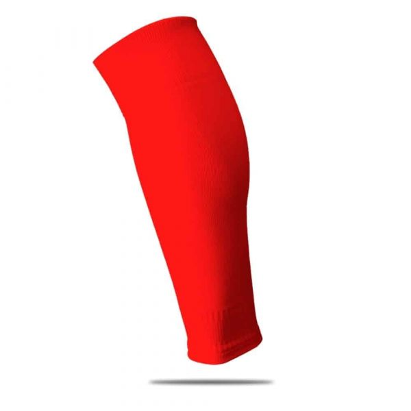 leg sleeves red