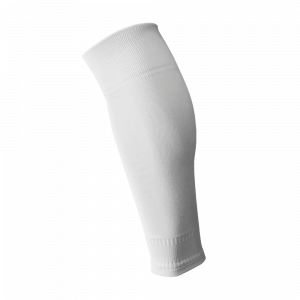 leg sleeves white