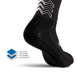 Soxpro | Classic Anti Slip Socks | Black