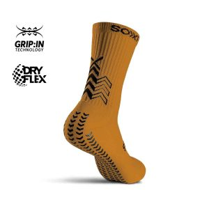 Soxpro | Classic Anti Slip Socks | Orange