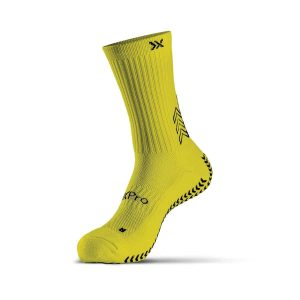 grip socks classic yellow