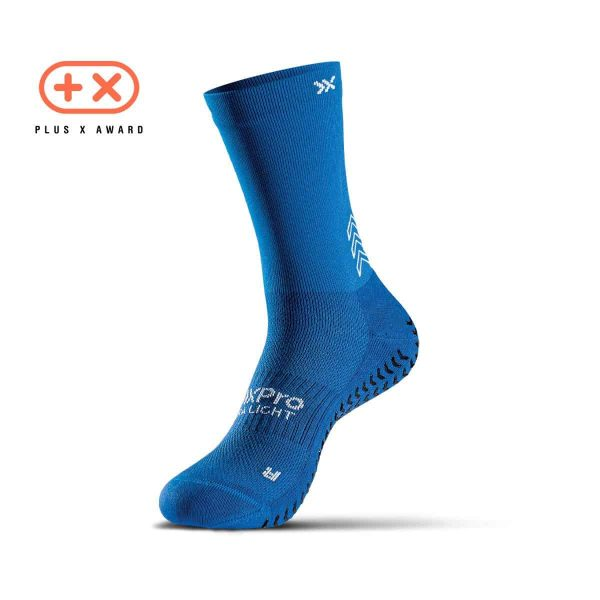 Soxpro | Ultra Light Grip Socks | Royal Blue