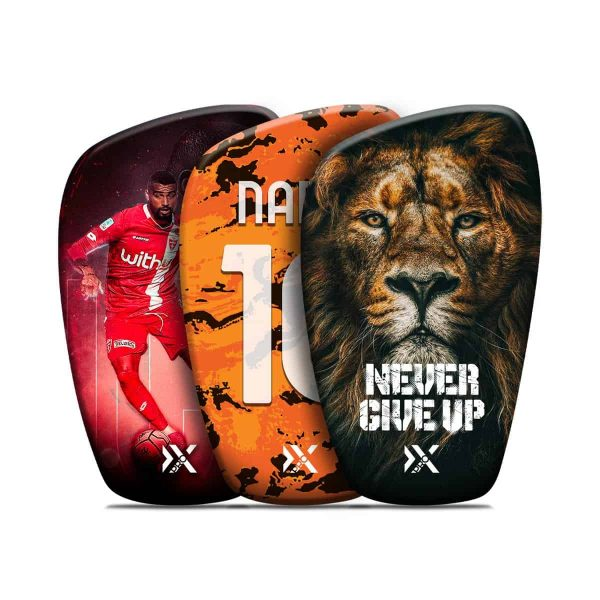 customized shin guards