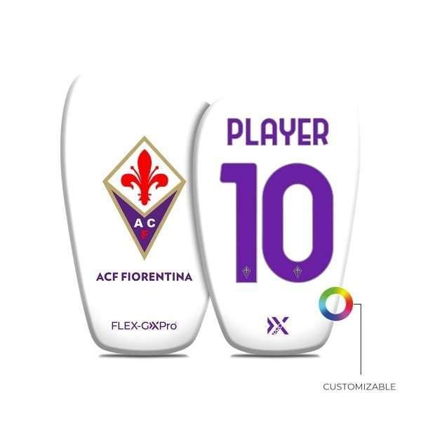 Fiorentina shin guards